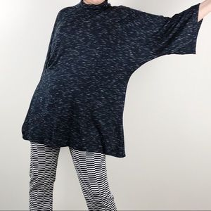 MISSGUIDED | Fun Speckled Flecked Dolman Sleeves
